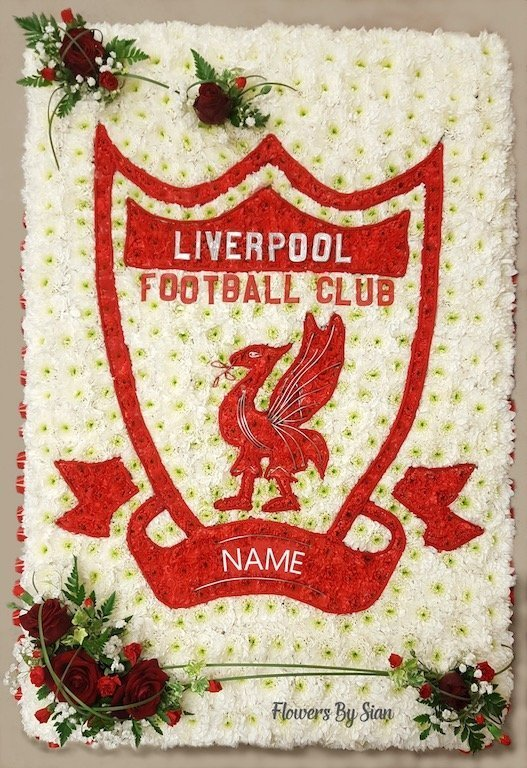 Liverpool Football Club  Flower Arrangement
